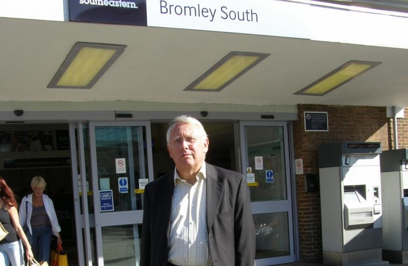 Bob Neill responds to consultation on the future of local rail services